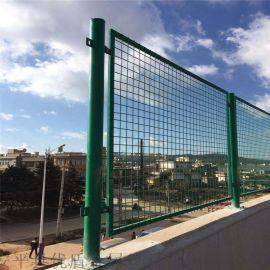 供应龙岩市市政桥梁防抛网浸塑护栏网生产防落网厂家
