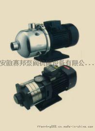 CHL/CHDF系类轻型卧式不锈钢多级离心泵