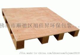 顺德陈村木箱生产厂家 各式木托盘 卡板 木栈板