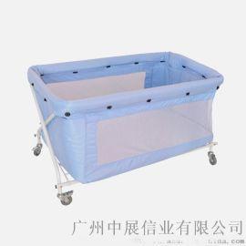 专业生产SITTY斯迪99.6000铁制婴儿床 折叠婴儿床 折叠婴儿加床