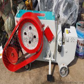金豫辉GQ40型钢切断机 脚踏式钢筋切断机