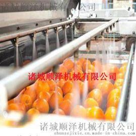供应高压喷淋清洗机  全自动果蔬加工清洗设备