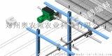 供应温室钢缆驱动内外遮阳系统