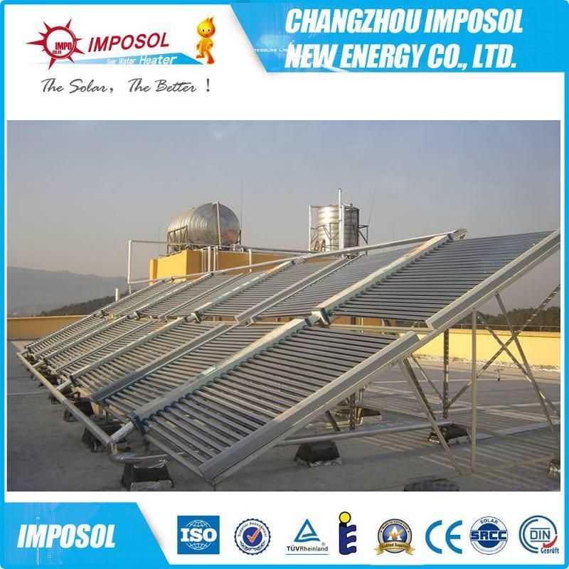 江苏常州高品质太阳能热水工程,太阳能供暖系统工程