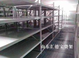 搁板式货架通常均为人工存取货方式