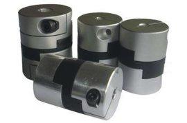 昕德供应各种铝合金联轴器/滑块联轴器以及非标订做