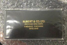 Rubert & Co Ltd表面粗糙度样板销售