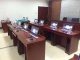 廣州博奧BRZE-3W觸摸屏升降電腦桌廠家