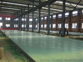 潍坊昌邑 耐磨地坪 高密度金刚砂耐磨地坪 厂房耐磨地面