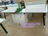 隔斷工位|隔斷式員工桌訂做|許昌鋼架桌