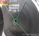 定做强力尼龙花纹输送带耐磨防滑耐寒耐酸碱橡胶带质保一年