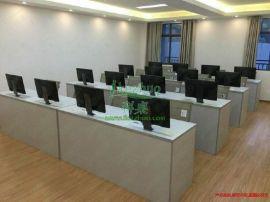 科桌K18电动升降电脑桌 自动升降器 显示屏升降会议桌 部队升降电脑桌