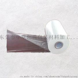 pof单片印刷卷膜 盒装高档化妆品包装膜  电子产品包装膜