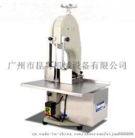 兴谊XY220商用电动锯骨机不锈钢冻肉锯切排骨机新款立式切肉机