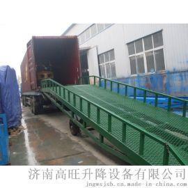 济南高旺YZXQ6-1.1集装箱液压移动登车桥