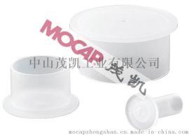 塑料防尘盖 凸缘盖 透明塑料盖 阀体配件
