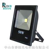 睿创光电集成LED投光灯,50W广告面板照射灯