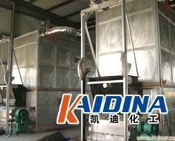 導熱油爐不停車清洗劑_導熱油清洗劑_凱迪化工KD-L802