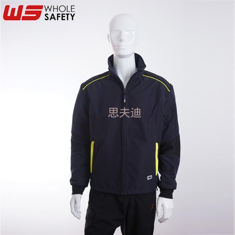 廠家供應防水 保暖工作服 軟殼PTFE防水夾克 搖粒絨PTFE材質工裝