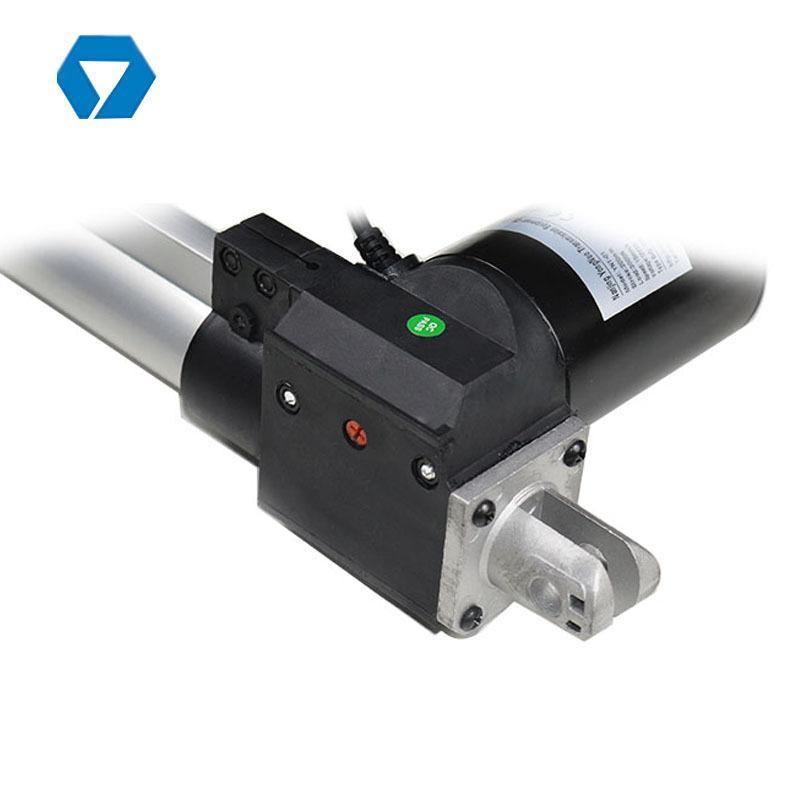 升降导杆 滑轨直线轴承导轨驱动机构 电机直线执行器YNT-01