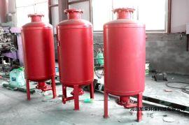 沧州消防隔膜式气压罐专业制造