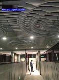 异形铝通厂家 木纹铝通吊顶造型 铝字加工定制