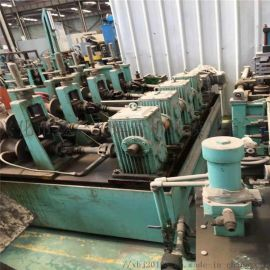 倒闭厂转让二手不锈钢制管机组 工业不锈钢焊管机