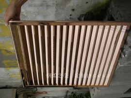 定制不锈钢固定格栅百叶窗通风口散流器回风口厂家
