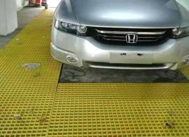 光伏网板格栅 玻璃钢排水格栅 洗车格栅切割方法