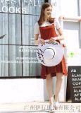 希苒高端品牌女装专卖店库存折扣直播货源进货市场