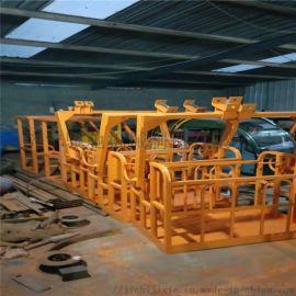 建筑作业高空吊篮 电力维修专用吊篮 吊车吊篮