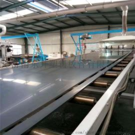 山东pvc塑料板 灰色白色硬质pvc塑料板
