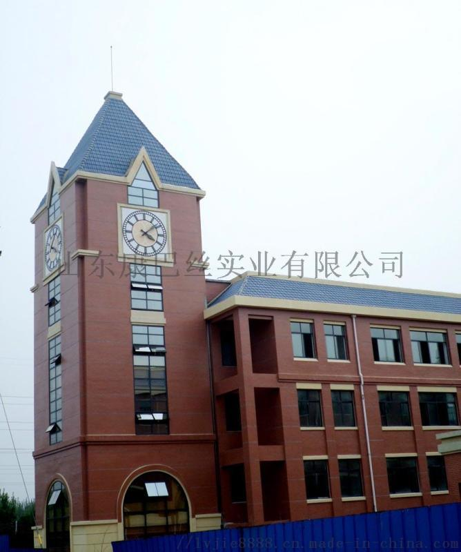 广东户外时钟户外大钟塔楼钟表欧式大钟康巴丝品牌