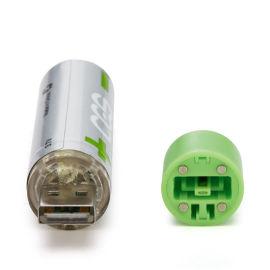 **储能3.7V恒压USB充电18650锂电池