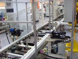 广州电机转子装配线,佛山电机定子翻转机生产线