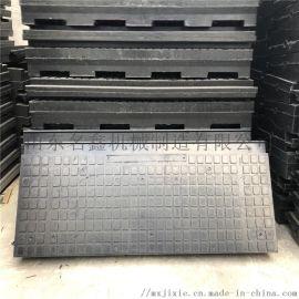 橡胶道口板 铁路轨道橡胶道口板 货车橡胶道口垫板