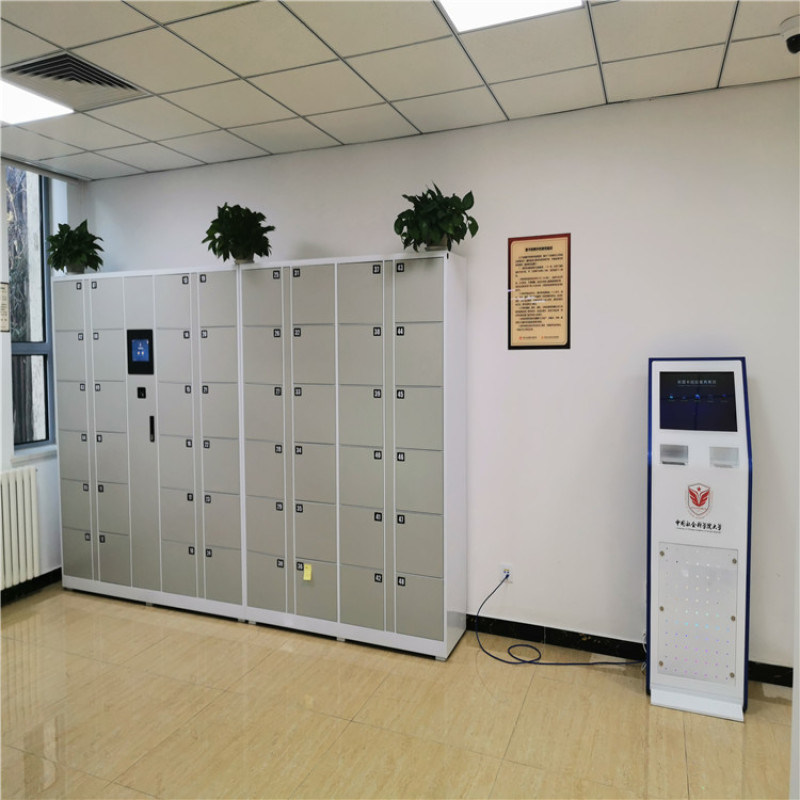 学生电子储物柜教室学生自助书包柜智能书包柜天瑞恒安