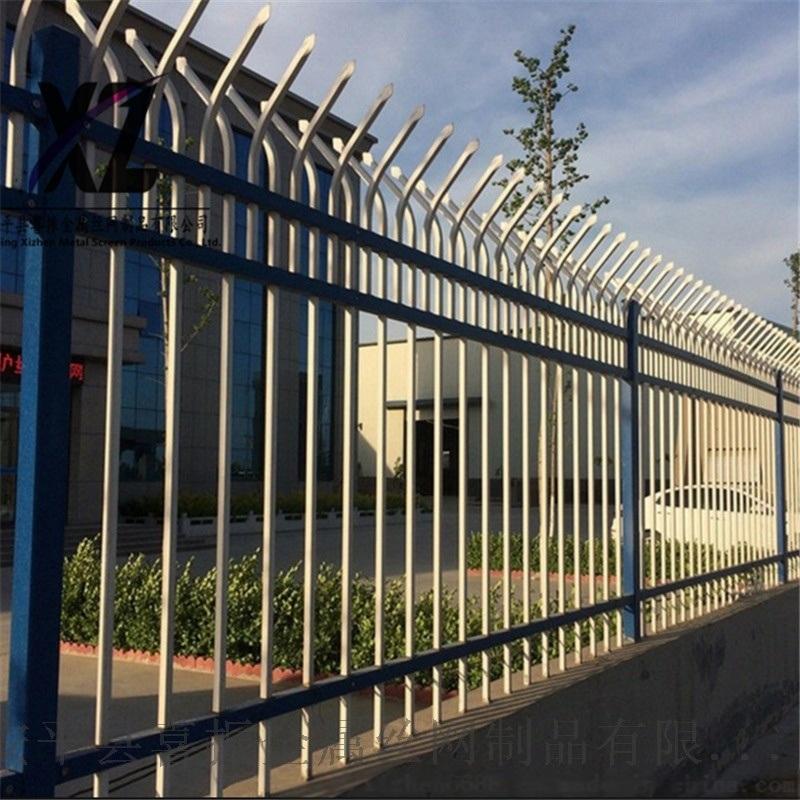 院墙围墙护栏,专业生产锌钢护栏,锌钢围墙栅栏厂家
