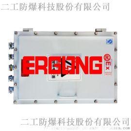 挂式立式配备防雨罩防爆控制箱