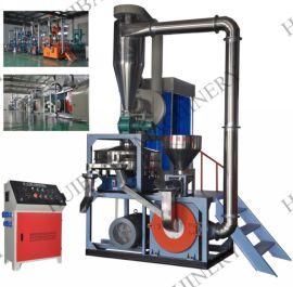 EVA胶粒新型立式不锈钢磨盘磨粉机