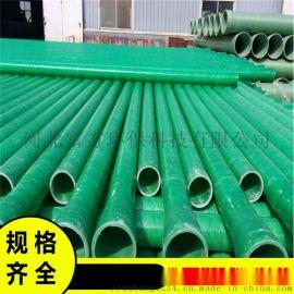 玻璃钢管道弯头压力法兰穿线管通风管道