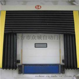 厂家直销 充气式门封 物流充气式门封 机械式门封厂家