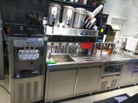 郑州奶茶全套设备都有哪些设备  哪里培训奶茶技术