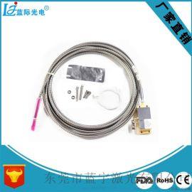 808nm大功率光纤半导体激光头光纤耦合激光器