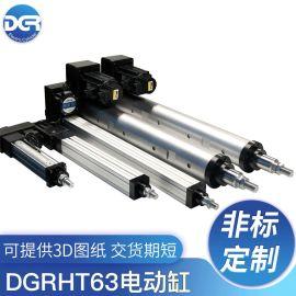大功率碳钢电动缸 非标定制 工业大推力电动缸