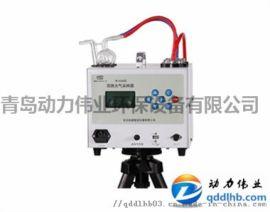 双路大气采样器任一路单独控制小流量气体采样器