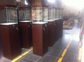 深圳中纤板烤漆展柜定做厂家-精品展柜制作公司