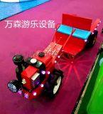 儿童复古电动拖拉机,电动小手扶