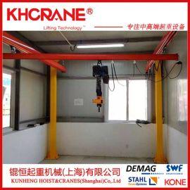 厂家专业制做 柔性KBK起重机 框架KBK起重机 小型起重机