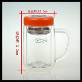 双层玻璃口杯-780